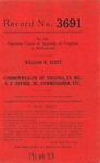 William B. Scott v. Commonwealth of Virginia, Ex Rel. C. F. Joyner, Jr., Commissioner, etc.