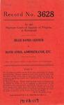 Billie Daniel Lesueur v. David Ayres, Administrator, etc.