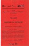 Plez Salyer v. Clinchfield Coal Corporation