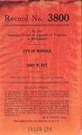 City of Norfolk v. John W. Key