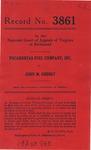 Pocahontas Fuel Company, Inc.  v.  John M. Godbey