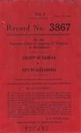 County of Fairfax v. City of Alexandria