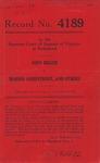 John Miller v. Marion Armentrout, et al.