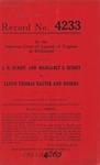 J. H. Benoit and Margaret S. Benoit v. Lloyd Thomas Baxter, et al.