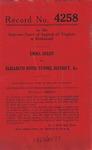 Emma Heldt v. Elizabeth River Tunnel District, etc. and E. Virginius Williams, t/a E. V. Williams Company