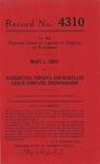 Mary L. Crist v. Washington, Virginia and Maryland Coach Company, Inc.