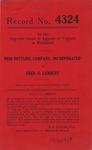 Nehi Bottling Company, Inc. v. Fred O. Lambert