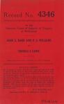 John L. Barb and F. S. Williams v. Thomas J. Lowe