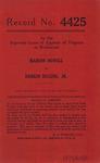 Marion Newell v. Dorkin Riggins, Jr.