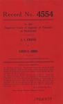 C. L . Chavis v. Louis C. Gibbs