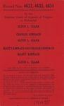 Elton L. Clark v. Charles Kimnach; and, Elton L. Clark v. Marty Kimnach and Charles Kimnach; and, Marty Kimnach v. Elton L. Clark