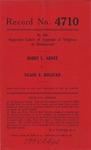 Bobby L. Arney v. Duane E. Bogstad