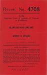 Crawford & Company v. Albert R. Graves