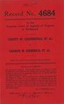 County of Chesterfield, et al. v. Charles M.Berberich, et al.