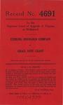 Sterling Insurance Company v. Grace Duff Grant