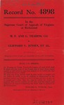 M. F. and G. Trading Company v. Clifford V. Jensen, et al.