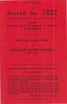 The Salvation Army v. Elizabeth Snider Campbell, et al.