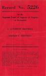 J. Landreth Shotwell v. Vernon E. Shotwell