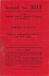 Margaret M. Creteau v. Phoenix Assurance Company of New York