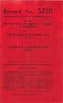 Leo E. Cloutier, Administrator c.t.a. of the Estate of Irma P. Cloutier, deceased, v. Virginia Gas Distribution Corporation