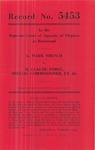 G. Mark French v. H. Claude Pobst, Special Commissioner, et al.