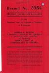 Robert Y. Button, Attorney General of Virginia (Peninsula Ports Authority of Virginia)  v. Sidney C. Day, Jr., Comptroller of Virginia
