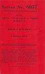Joseph O. Hutchison v. J. Rodney King