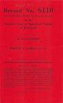 H. D. Gillespie v. Porter N. Hawks and Faith Knight