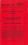 Peck Iron & Metal Company, Inc., et al., v. Colonial Pipeline Company