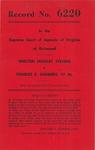 Shelton Horsley Stevens v. Charles E. Summers and Walter L. McCauley