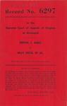 Orpha J. Gibbs v. Billy Price, et al.