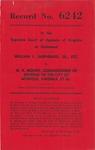 William L. Shepheard, Sr., etc., v. W. R. Moore, Commissioner of Revenue of the City of Norfolk, Virginia, et al.
