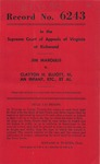 Jim Maroulis v. Clayton H. Elliott, III, an Infant, etc., et al.; and, Jim Maroulis v. Ernest P. Gretes, Executor, etc., et al.; and, Jim Maroulis v. Ernest P. Gretes, Administrator, etc., et al.; and, Jim Maroulis v. George Georgiades, etc., et al.; and, Jim Maroulis v. Nicholas Georgiades, et al.