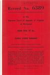 John Doe and Allstate Insurance Company v. Clara Lyons Simmers