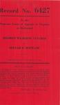 Mildred Wilborne Fulcher v. Beulah F. Whitlow