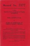 Gail E. Boggs, et al. v. Board of Supervisors of Fairfax County, Virginia