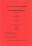 Lynchburg Gas Company and Lynco Development Corporation v. Commonwealth of Virginia, State Corporation Commission