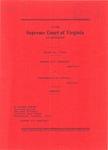 Robert Clay Underwood v. Commonwealth of Virginia