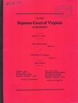 John Wesley Pollard v. Commonwealth of Virginia