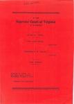 Tommy Allen Snyder v. Commonwealth of Virginia
