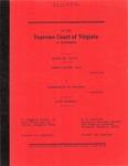 Robert Anthony Holz v. Commonwealth of Virginia