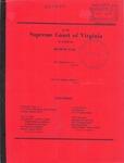B. F. McMahon, et al., v. City of Virginia Beach
