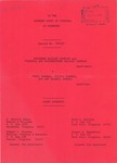 Southern Railway Company and Virginia and Southwestern Railway Company v. Ferna Darnell, Sylvia Darnell, and Ann Darnell Gordon