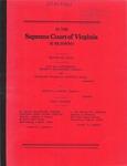 City of Waynesboro, Sheriff's Department and Travelers Indemnity Company v. Edgar G. Harter
