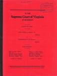John Marshall Brown, Jr. v. Commonwealth of Virginia