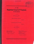 Esper Bonding Company v. Commonwealth of Virginia