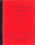 Donald P. Becker, et al. v. National Bank and Trust Company