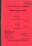 National Airlines, Inc. v. Kevin P. Shea and Diana Shea