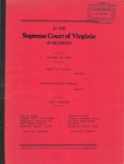 Jerry Lee Grant v. Commonwealth of Virginia