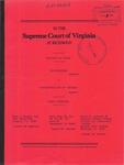 Levi Burgess v. Commonwealth of Virginia